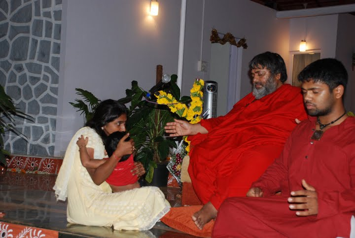 Avadhoot Baba Shivananda's Karjat Ashram Visit | All is One, One is All